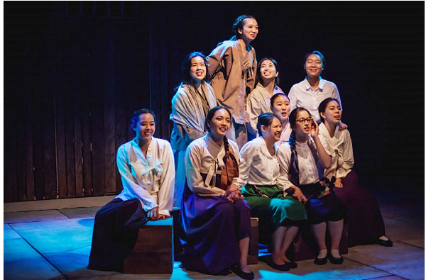 Dimo Kim Musical Theatre Factory Announces The Cast Of COMFORT WOMEN: A New Musical