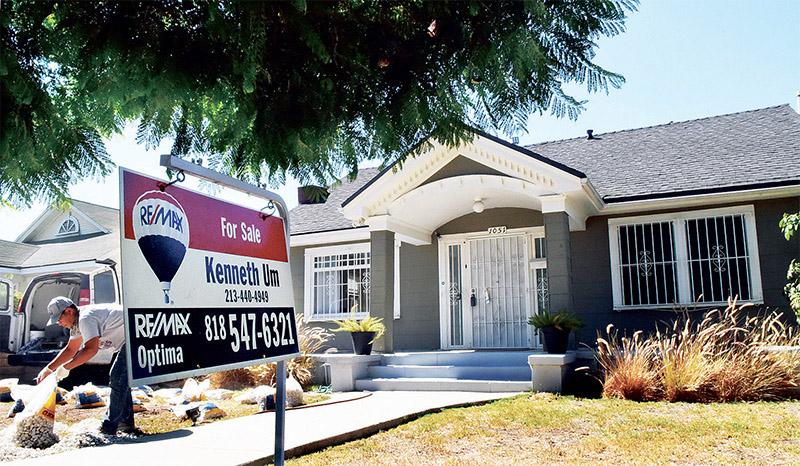 LA·OC 55개지역 집값 100만달러 넘었다